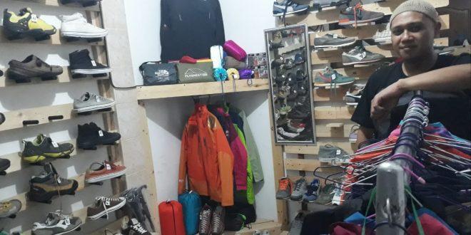 Berburu Sepatu Bekas Berkualitas di Piringterbang_2nd