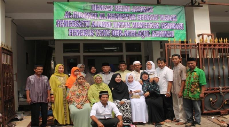 Guru Dan Alumni Madrasah Al Hidayah Al Khairiyah Temu Kangen Sambut Ramadhan 1436 H