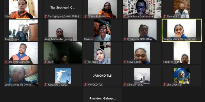 SARMMI Jalin Kerjasama Organisasi SAR Indonesia Timor Leste